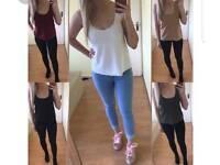🍒 Scallop Tops - 5 colours 🍒