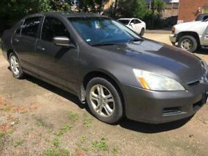 2006 Honda Accord EX-L, Leather, Sunroof, $2,550 or Best Offer