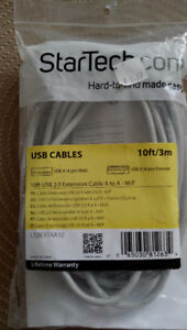 USB Cable - 10ft/3m