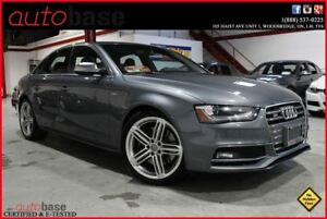 2013 Audi S4 NAVIGATION | CLEAN CARPROOF | 19'S