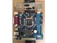 Gigabyte H61N-D2V motherboard