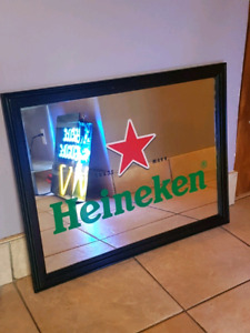 MIRROIR HEINEKEN 80$$$