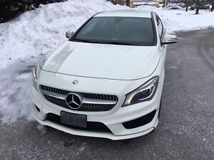 """Mercedes Benz CLA 250 4Matic.  """"Lease Take Over"""""""