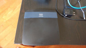 Linksys EA3500 N750 Dual-Band Wi-Fi Router Routeur