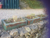 Original old Farmyard Troughs
