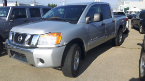 Nissan Titan Fully loaded. Easy financing!