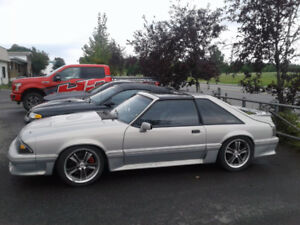 Ford Mustang GT COBRA 1987          *** ! WOW ! ***