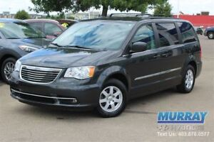 2012 Chrysler Town & Country STOW 'N' GO 2ND & 3RD ROWS   REAR V