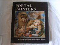 Portal Painters British Idiosyncratic Artists Book