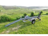motor cycle trailer good condition