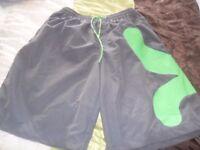 Mens Voi Swim Shorts size 4