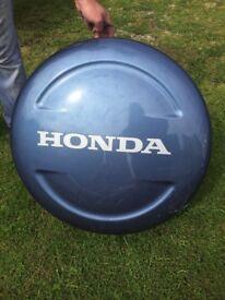 HONDA CRV WHEEL COVER FOR TAILGATE