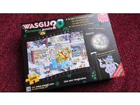 Wasgij reverse Jigsaw puzzle (1000 piece)