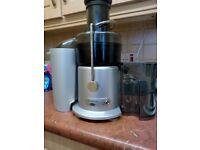 Brand new/never used thompson breville blender