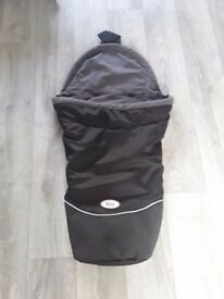 * BRITAX * FOOTMUFF / COSY TOES / PUSHCHAIR FOOT MUFF