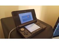 Nintendo 3DS - Black - Excellent Condition