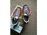 Super new shoes