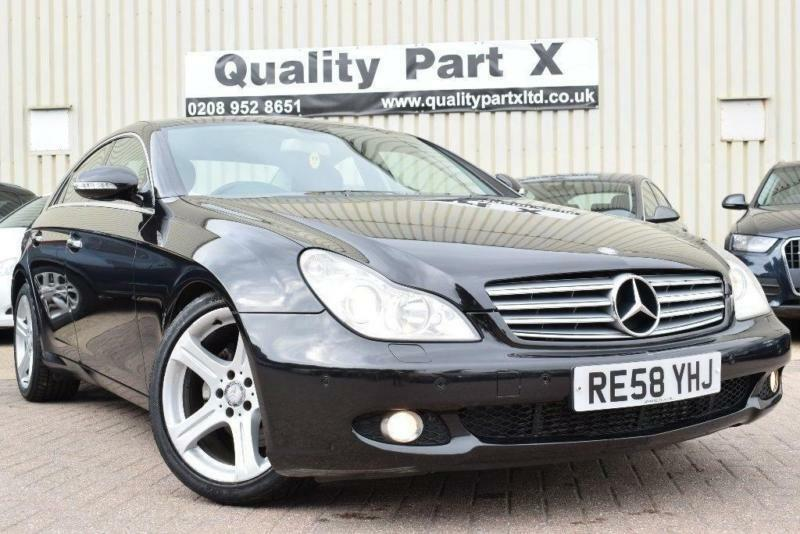 2008 mercedes benz cls 3 0 cls320d cdi 7g tronic 4dr in stanmore london gumtree. Black Bedroom Furniture Sets. Home Design Ideas