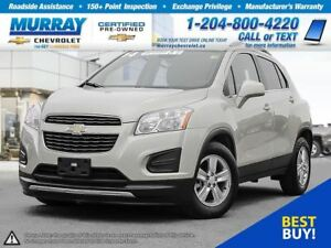 2014 Chevrolet Trax 2LT *Remote Start, Sunroof, OnStar*