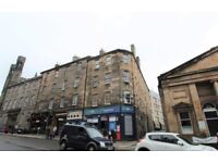 Fantastic bright and spacious two bedroom top floor flat - Broughton Street