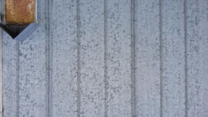 Steel siding and or roofing