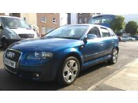Audi A3 s line special edition pan roof auto p/x Bmw Mercedes Vauxhall ford