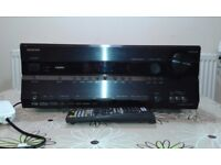 Onkyo TX-SR606 amplifier/receiver