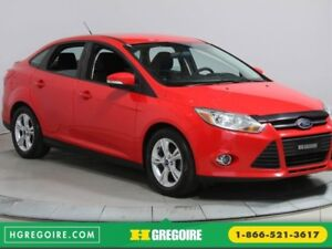 2013 Ford Focus SE A/C BLUETOOTH MAGS