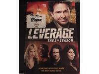 Leverage Season 2 DVD set US Import