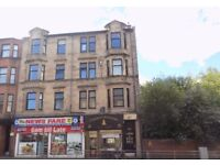 Well Presented One Bedroom, Top Floor Flat in Paisley Town Centre.