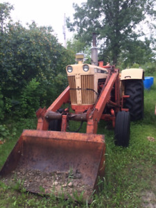 Late 1960s Case 930 Series Tractor For Sale