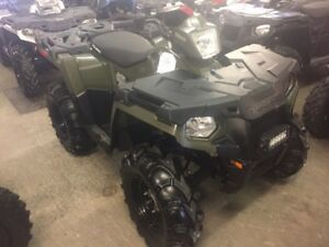 2016 POLARIS Sportsman 570 !