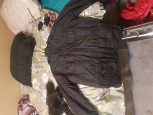 Large Winter Jacket very comfortable