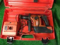 Hilti TE 6A AVR Combihammer Drill 36 v