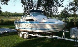 **NEW PRICE***1988 Prowler cabin cruiser boat