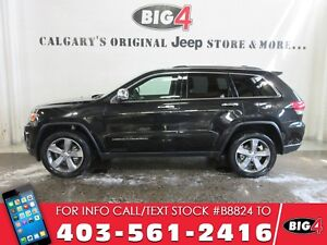 2016 Jeep Grand Cherokee Limited   4x4   Leather   20 Wheels  