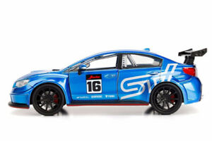 Brand new Subaru Sti 2017 die cast 1:24 JDM for sell