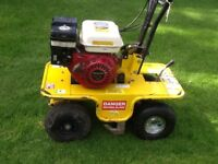 Tracmaster turf cutter