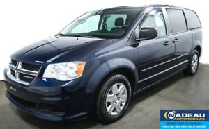 2012 Dodge Grand Caravan SE  7 PLACES  CLIMATISATION BI-ZONES