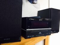 *** Sony CMT-BX70DBI CD player ***