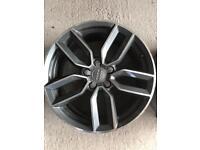 Audi S3 wheels