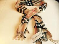 Burberry scarf ORIGINAL