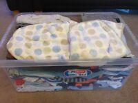 Boys 0-9 months clothes bundle good condition includes all seasons