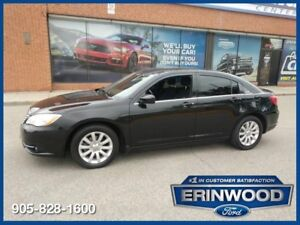 2012 Chrysler 200 TouringPWR GRP / ABS / TRACTION / ALLOYS
