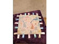 Lost taggie blanket -Swaythling