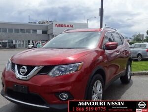 2015 Nissan Rogue SV AWD |Moonroof|Alloys|Power Seats|