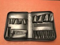 Roebuck Leather Tool Storage/Carried Zip-Closed Holdall