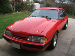 1991 Ford Mustang: 408 Supercharged Stroker: TRADE or SELL