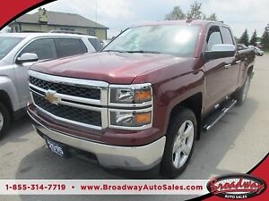 2015 Chevrolet Silverado 1500 WORK READY LT MODEL 6 PASSENGER 5.