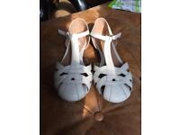 Brand new clarks sandals/shoes